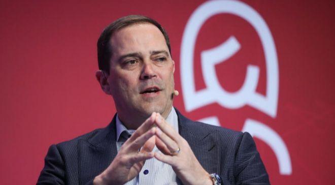 Chuck Robbins, consejero delegado de Cisco.