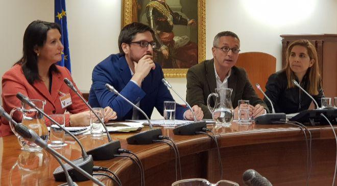 José María Lassalle, secretario de Estado de la Sociedad de la...