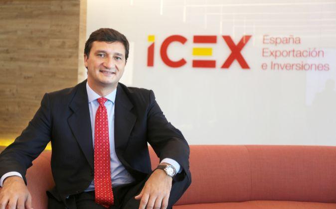Francisco Javier Garzón Morales, consejero delegado del ICEX
