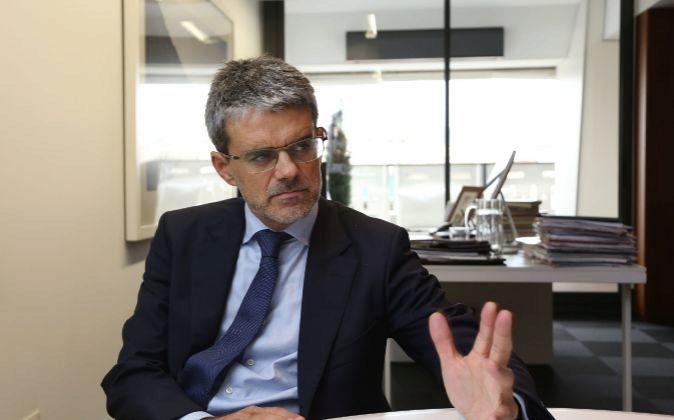 Jaime Malet, presidente de la Cámara de Comercio de EEUU en España