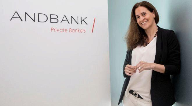 Gabriela V. Orille, responsable de Innovación de Andbank