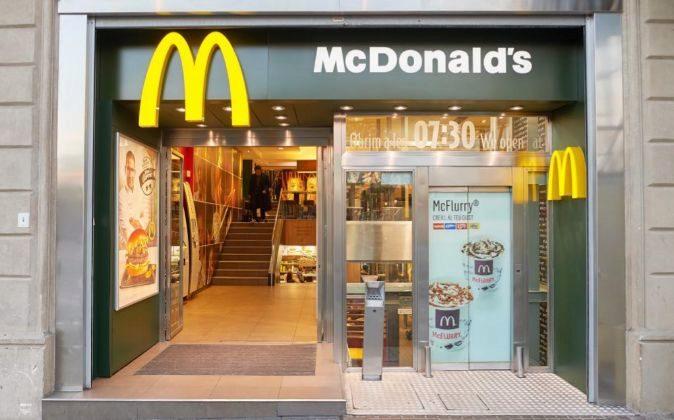 McDonald's cuenta con 36.000 restaurantes en un centenar de...