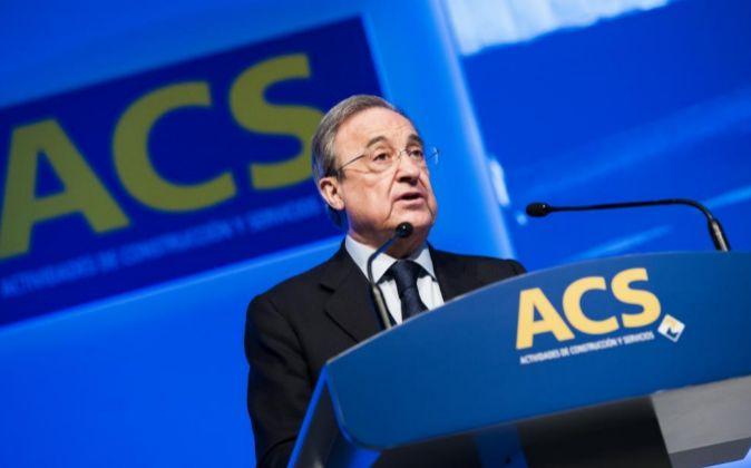ACS firma uno de los mayores créditos sindicados para costear su opa sobre Abertis