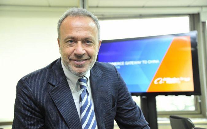 ERNESTO CACCAVALE, DIRECTOR DE NEGOCIO DE ALIBABA ESPAÑA Y PORTUGAL