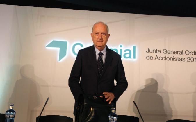 Juan José Brugera, presidente de Colonial