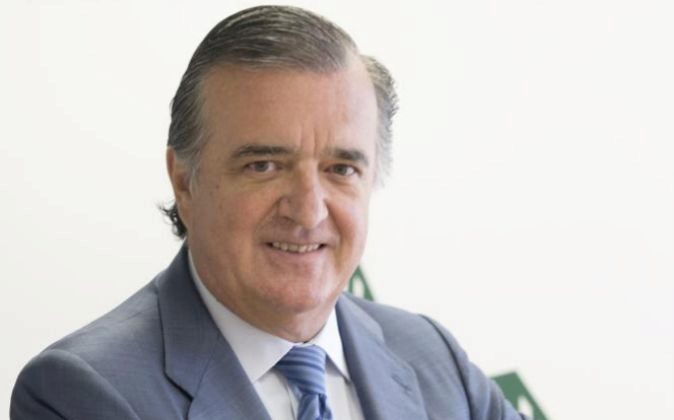Luis López de Herrera Oria, consejero delegado de Axiare.