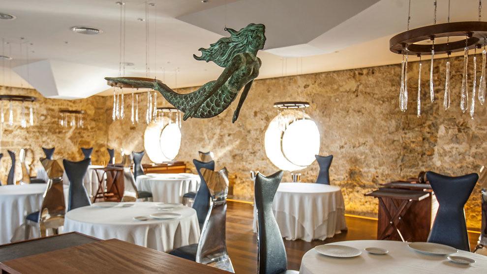 Aponiente, el restaurante de Ángel León, conocido como 'Chef...