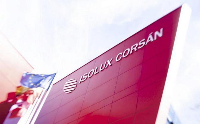 Sede de Isolux en Madrid.