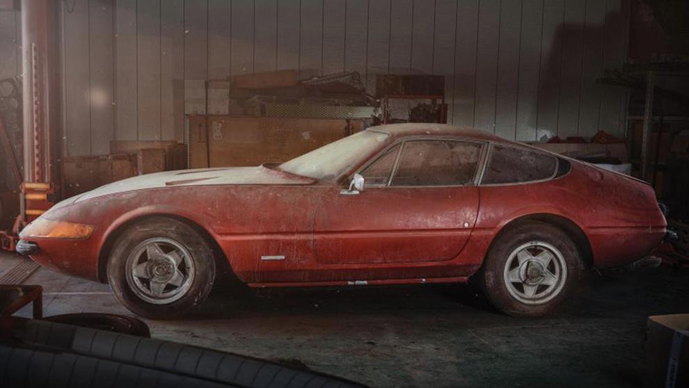 Ferrari 365 GTB/4 Daytona  subasta