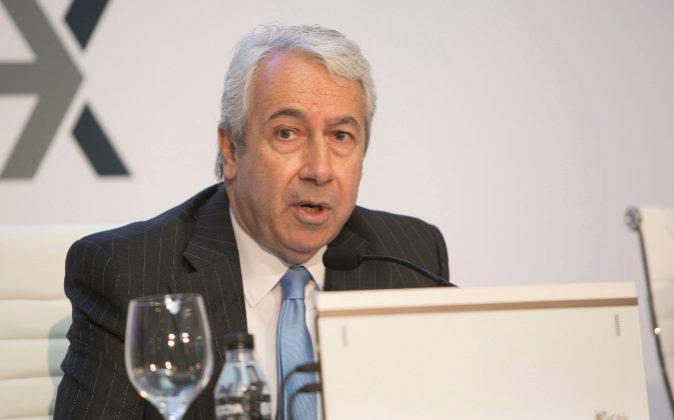 El presidente de BME, Antonio Zoido.