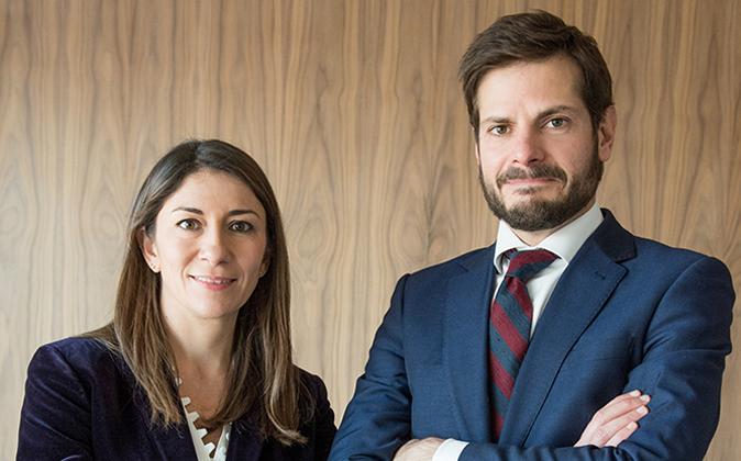 Dolores Jaquotot y Alfonso de Gregorio, nuevos gestores de Trea AM
