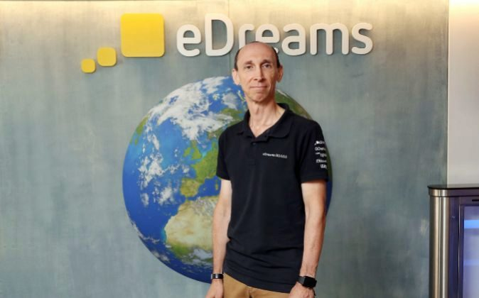 Dana Dunne, CEO de eDreams