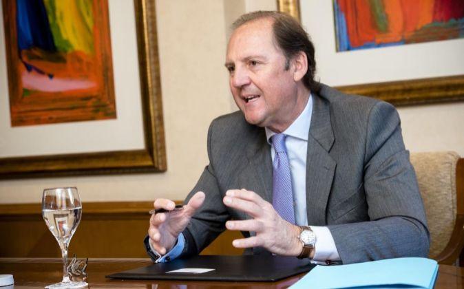 Javier Molina, CEO de Befesa.