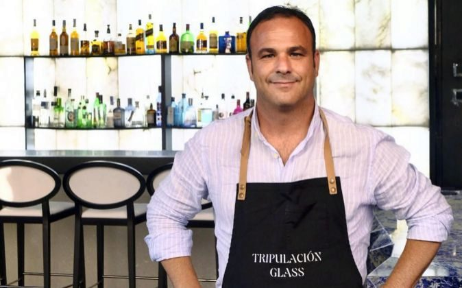 El cocinero Ángel León.