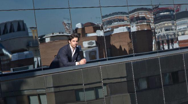 Alonso Aznar dirige desde hace dos años el negocio de Afiniti en...