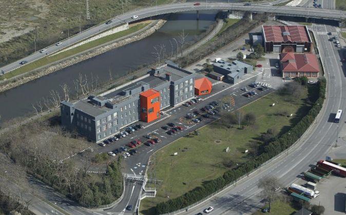 Centro de I+D de ArcelorMittal en Avilés.