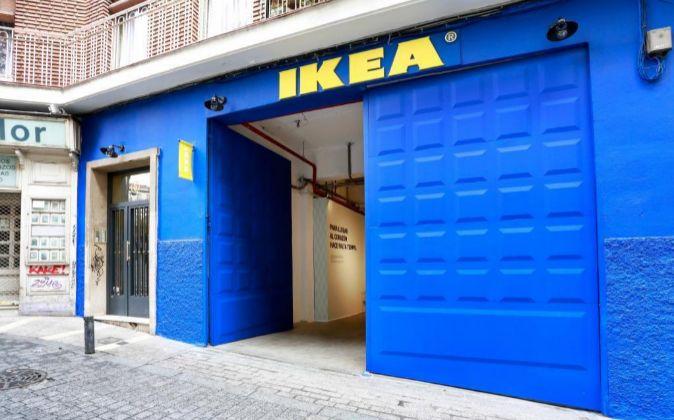 Tienda de Ikea en Madrid.