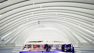 Muay Thai Gimnasio ring Pekín