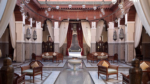 Royal Mansour Hotel de lujo Marruecos vacaciones