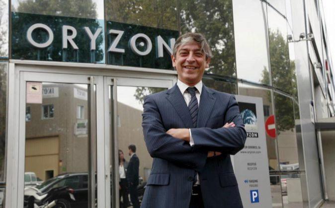Carlos Buesa, fundador y consejero delegado de Oryzon.