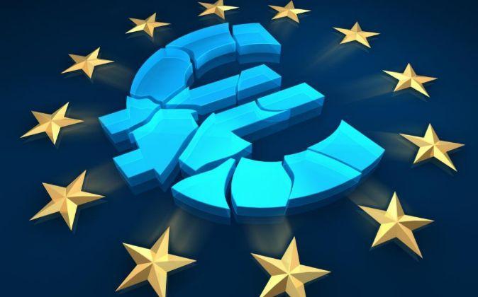 Logo del euro.