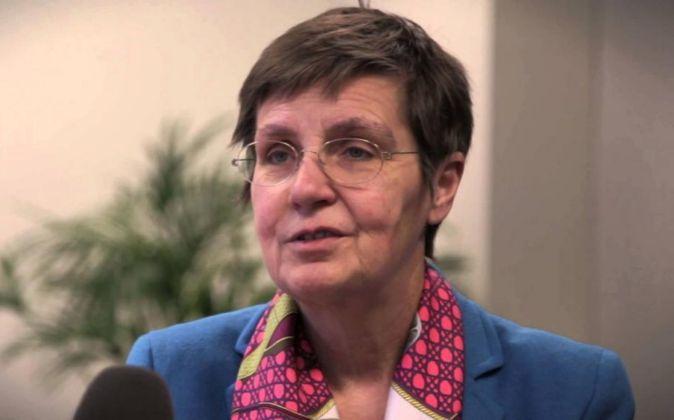 Elke Konig, presidenta del Mecanismo Único de Resolución.