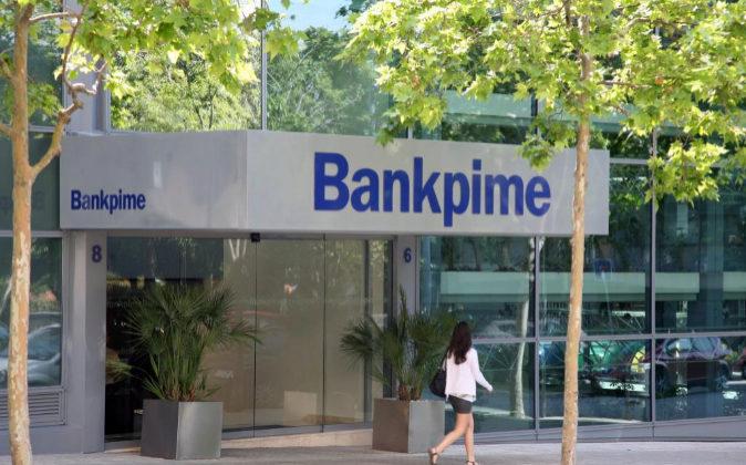 Imagen de archivo de una de las oficinas de Bankpime.