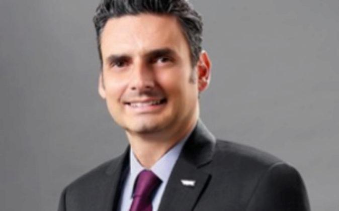 Guillermo García Alcocer, comisionado presidente de la Comisión...