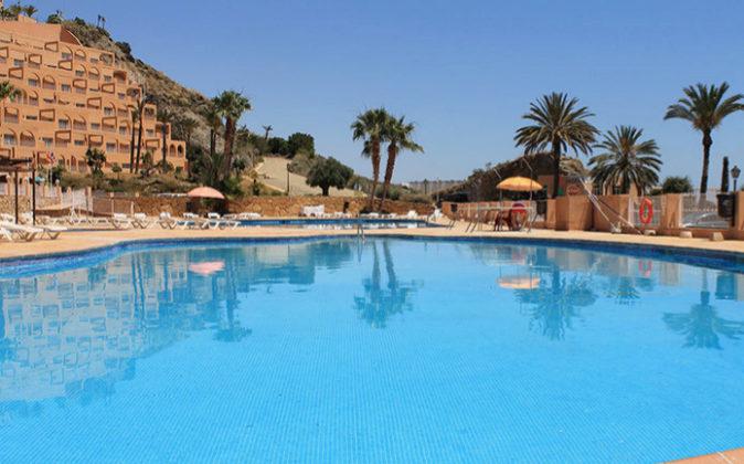Uno de los hoteles de la cadena en España.