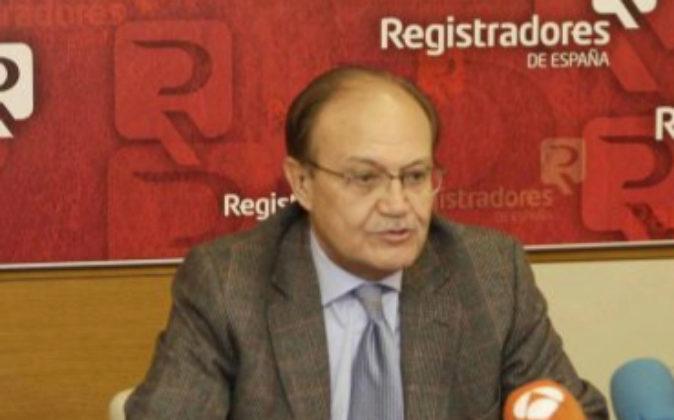 José Miguel Masa, director del Centro Registral Antiblanqueo.