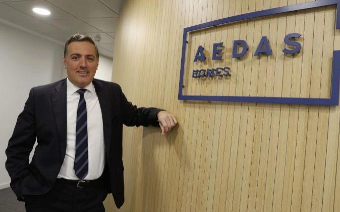 David Martinez, director general de Aedas Home.
