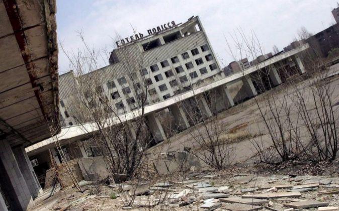 Fotografía de archivo tomada el 19 de abril de 2010 que muestra la...
