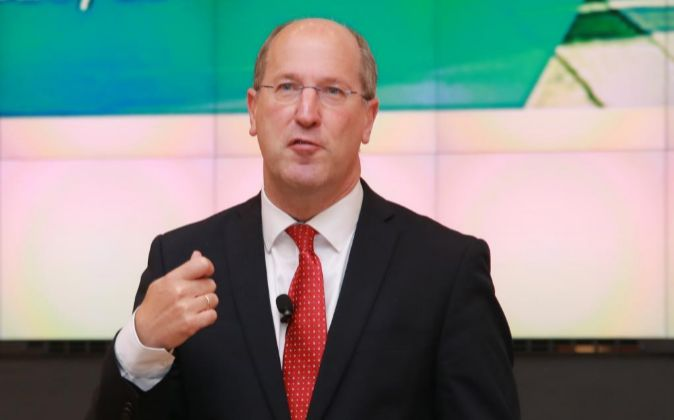 El consejero delegado de la Federación Bancaria Europea Wim Mijs.
