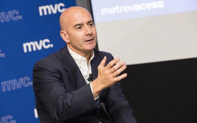 Jorge Perez de Leza, CEO de Metrovacesa