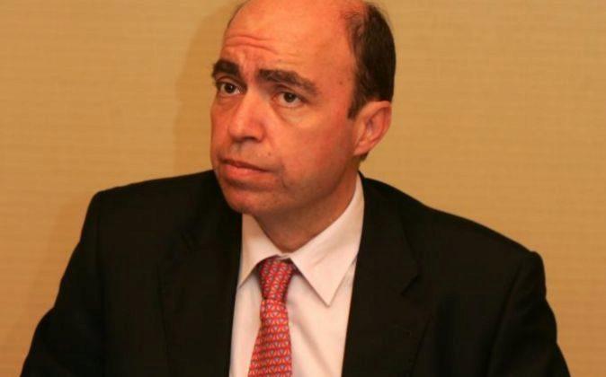 Juan Osuna, consejero delegado de OHL.