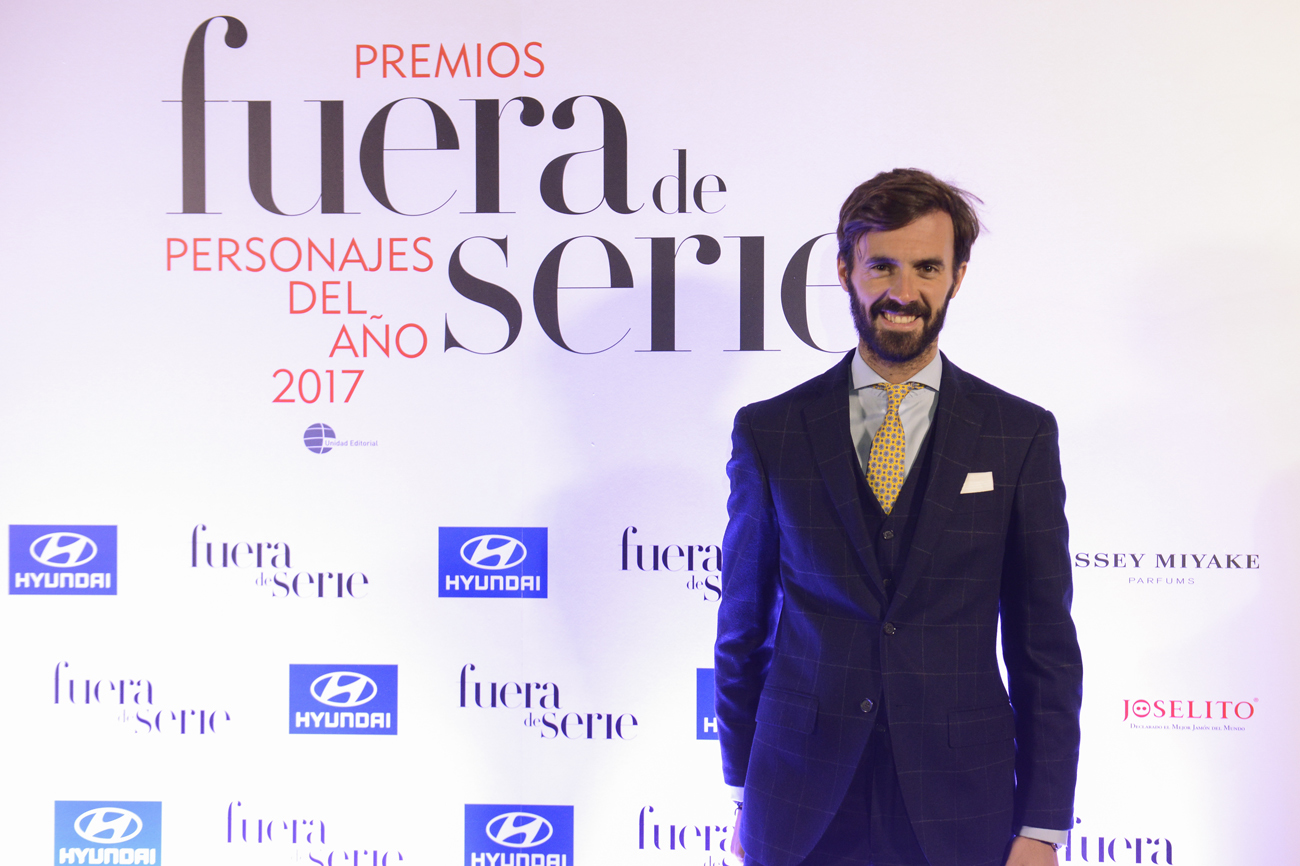 El empresario hotelero Enrique Solís.