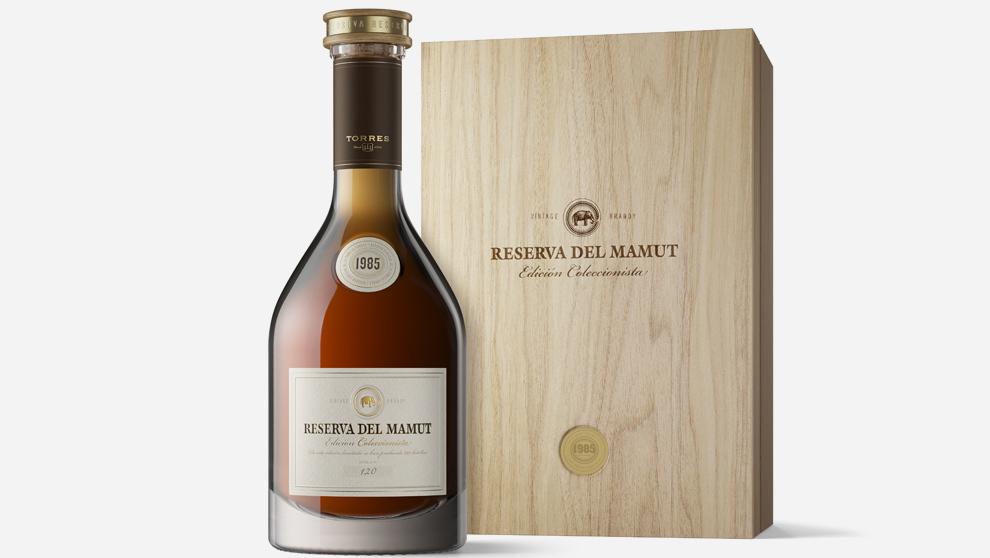 Reserva del Mamut brandy