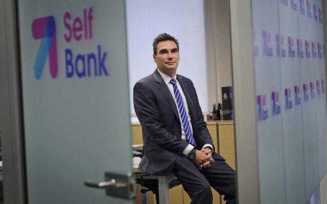 Alberto Navarro, CEO Self Bank Foto: JMCadenas
