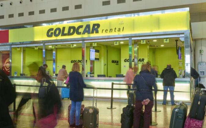 Oficinas de Goldcar