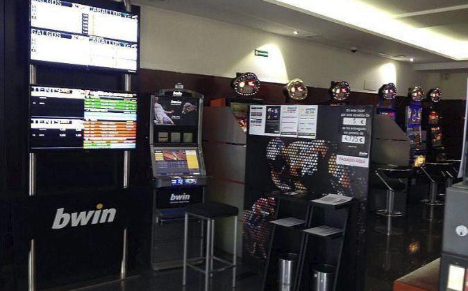 Máquinas de apuestas de Bwin.