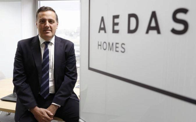 David Martínez, director general de Aedas Home.