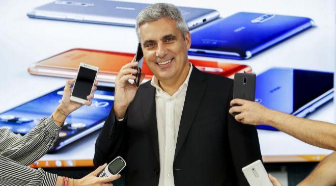 Luis Peixe, country manager de HMD en España y Portugal