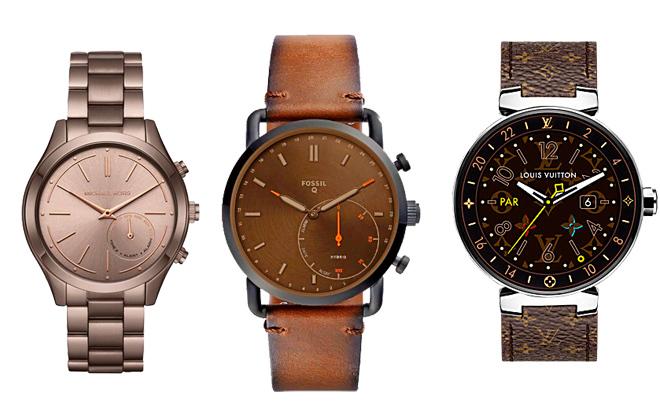 387af683b Smartwatchs, relojes conectados que parecen suizos