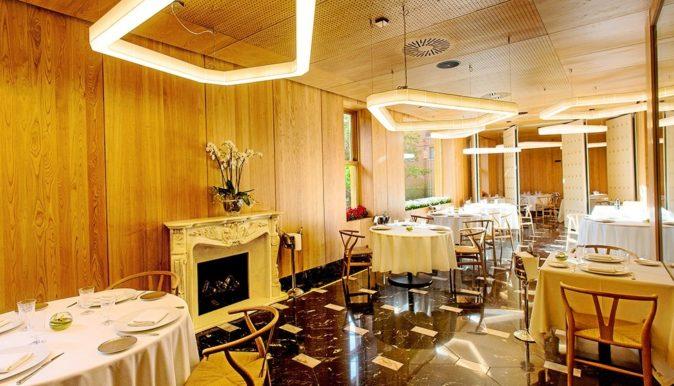 Juan Antonio Medina firma los platos de A' Barra, en un menú de...