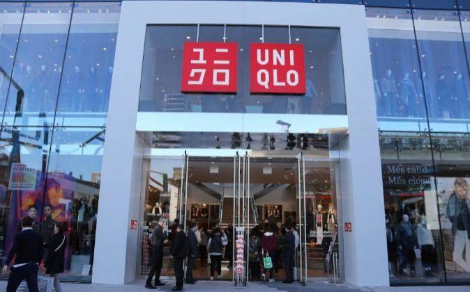Tienda de Uniqlo en Barcelona.