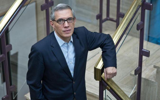 Pedro Luis Tirso Grados Smith, presidente del Directorio del Banco de...