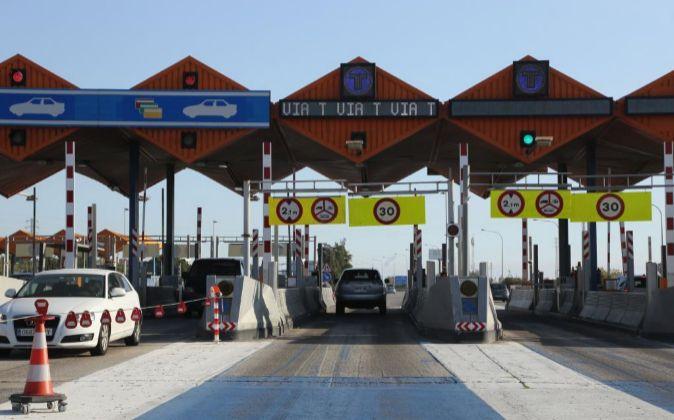 Autopista de peaje C-32 Barcelona