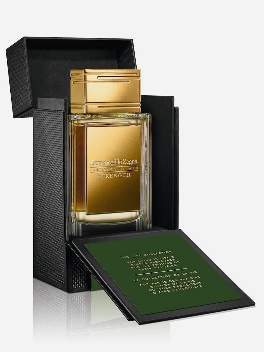Un perfume que adquiere poder gracias a las hojas de...