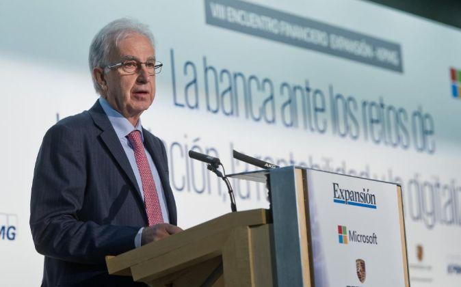 Javier Alonso Ruiz Ojeda, subgobernador del Banco de España.