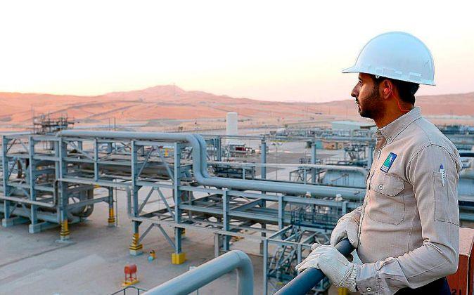 Refinería de Saudi Aramco